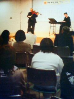 ビオラとピアノの鑑賞会